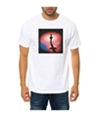 Black Scale Mens The Omen Graphic T-Shirt