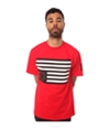 Black Scale Mens The Rebel 13 Graphic T-Shirt