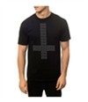 Black Scale Mens The Secrets And Lies Graphic T-Shirt