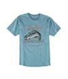 G.H. Bass & Co. Mens Trout Association Graphic T-Shirt