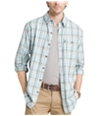 G.H. Bass & Co. Mens Madawaska Ls Button Up Shirt