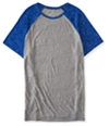 Aeropostale Mens Raglan Ss Basic T-Shirt