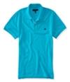 Aeropostale Mens A87 Rugby Polo Shirt