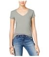 Energie Womens Heathered Basic T-Shirt