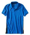 Aeropostale Mens A87 Wick Away Rugby Polo Shirt 433 XS