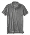 Aeropostale Mens Dyed Rugby Polo Shirt 022 XS