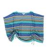 Style & Co. Womens Zigzag Sweatshirt