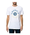 Emerica. Mens The Monarch Seal Graphic T-Shirt