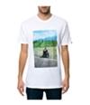 Emerica. Mens The Hsu Made Photo Graphic T-Shirt