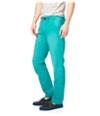 Aeropostale Mens Slim Straight Color Casual Chino Pants 374 27x28