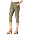I-N-C Womens Embellished Casual Cargo Pants