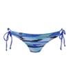 Aeropostale Womens Tops & Bottoms Mix N Match Bikini bluedk9390 XS