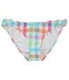 Aeropostale Womens Tops & Bottoms Mix N Match Bikini bleachwhite9017 M