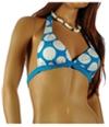 Aeropostale Womens Tops & Bottoms Mix N Match Bikini bluebr XS