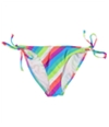 Aeropostale Womens Tops & Bottoms Mix N Match Bikini bluebr9150 S