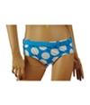 Aeropostale Womens Tops & Bottoms Mix N Match Bikini bluebr9153 L