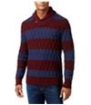 Tommy Hilfiger Mens Striped Knit Sweater