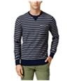 Tommy Hilfiger Mens Striped Basic T-Shirt