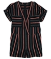 French Connection Womens Hasan Romper Jumpsuit