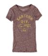 Aeropostale Womens Eastern Div. Embellished T-Shirt