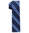 Tommy Hilfiger Mens Stripe Self-tied Necktie 400 One Size