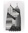 Guess Womens Patterned Slip Dress