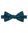 Tommy Hilfiger Mens Floral Pre-Tied Pre-Tied Bow Tie