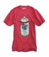 Ecko Unltd. Mens Dropout Graphic T-Shirt