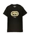 Ecko Unltd. Mens Big Rinho Weld Ab Puffed Logo Embellished T-Shirt