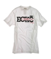 Ecko Unltd. Mens Scope Plotter Graphic T-Shirt
