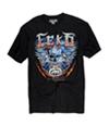 Ecko Unltd. Mens Death Fist Mma Paint Graphic T-Shirt