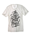 Ecko Unltd. Mens Street Script T Crew Neck Graphic T-Shirt