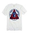 Ecko Unltd. Mens Big Bell L Graphic T-Shirt