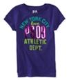 Aeropostale Girls New York City Love Graphic T-Shirt
