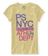 Aeropostale Girls NYC Athl Dept 34 Graphic T-Shirt 748 4