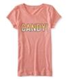 Aeropostale Girls Candy! Graphic T-Shirt