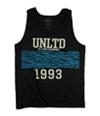 Ecko Unltd. Mens Aries Champion Tankleank Graphic T-Shirt