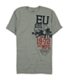 Ecko Unltd. Mens Stack On Stacks Graphic T-Shirt
