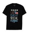 Ecko Unltd. Mens Scheme Gleam Graphic T-Shirt