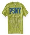 Aeropostale Boys Psny Stacked Graphic T-Shirt