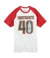 Ecko Unltd. Mens 40 Oz Freedom Raglan Graphic T-Shirt