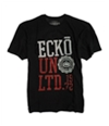 Ecko Unltd. Mens Eu72 Graphic T-Shirt