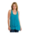 Roxy Womens Sparked Flame Racerback Tank Top