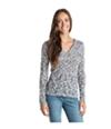 Roxy Womens Warm Heart Poncho Sweater