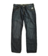 Do Denim Mens Straight Washed Ook Slim Fit Jeans