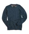 Buffalo David Bitton Mens Crew Neck Knit Sweater glacier 2XL