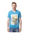 Buffalo David Bitton Mens Nabight Graphic T-Shirt