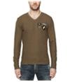 Buffalo David Bitton Mens Knitted Pullover Sweater