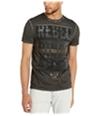 Buffalo David Bitton Mens Tassi Graphic T-Shirt