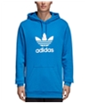 Adidas Mens French Terry Hoodie Sweatshirt